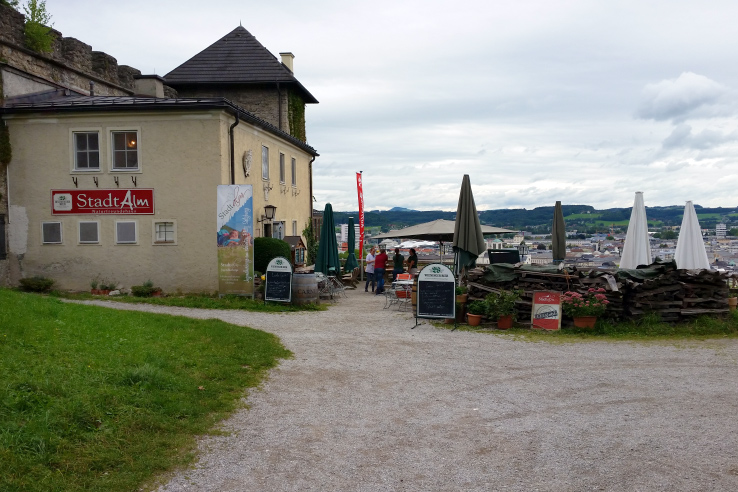 Surviving Europe: Best of Salzburg from a Local's Perspective - Stadt Alm View