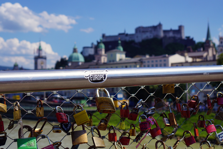 Surviving Europe: Best of Salzburg from a Local's Perspective - Sticker
