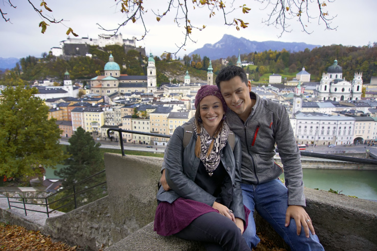 Surviving Europe: Best of Salzburg from a Local's Perspective - Us in Salzburg
