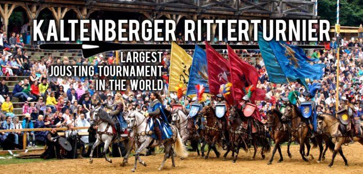 Surviving Europe: Kaltenberger Ritterturnier: Largest Jousting Tournament in the World - Feature