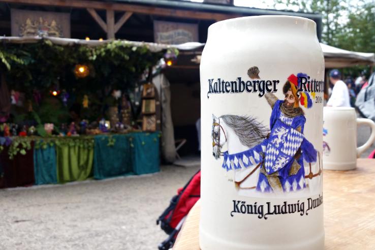 Surviving Europe: Kaltenberger Ritterturnier: Largest Jousting Tournament in the World - Stein