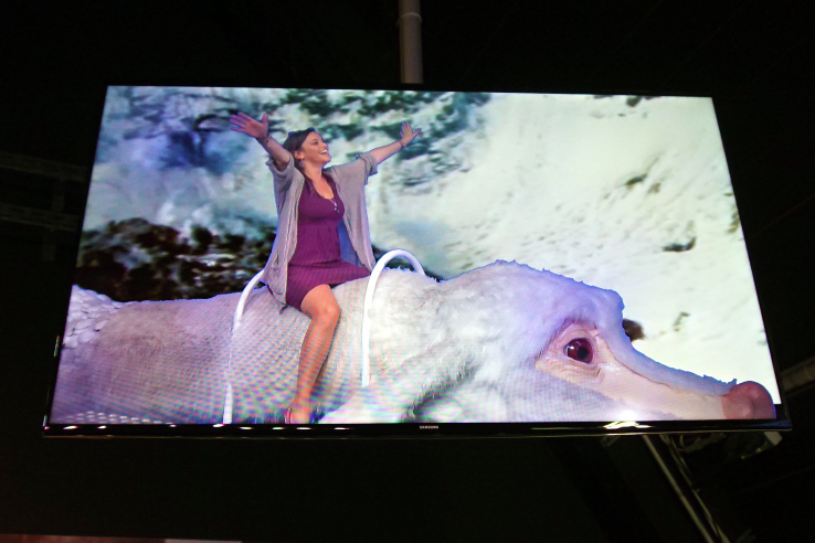 Surviving Europe: Experience The NeverEnding Story at Bavaria Film - Girl Erin on TV
