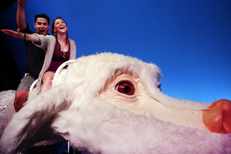 Surviving Europe: Experience The NeverEnding Story at Bavaria Film - Us on Falkor