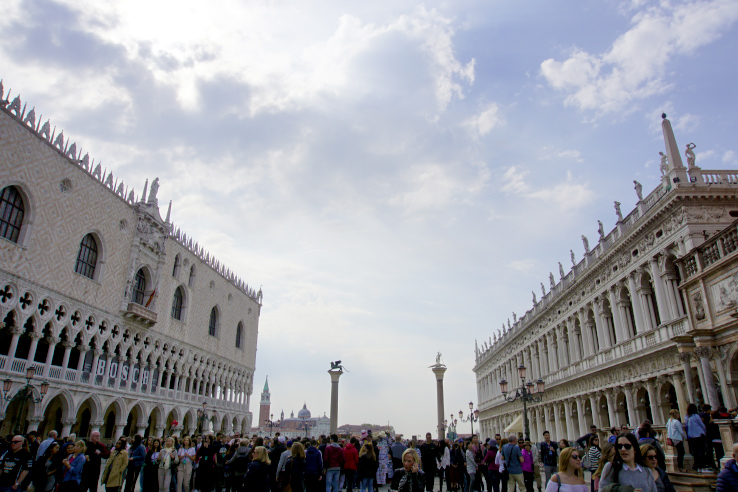 Surviving Europe: 13 Essential Venice Survival Tips to Enjoy Your Trip - St. Marks Square