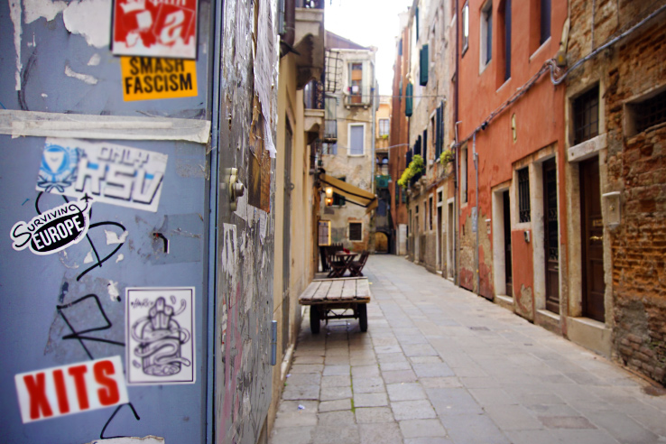 Surviving Europe: 13 Essential Venice Survival Tips to Enjoy Your Trip - Sticker