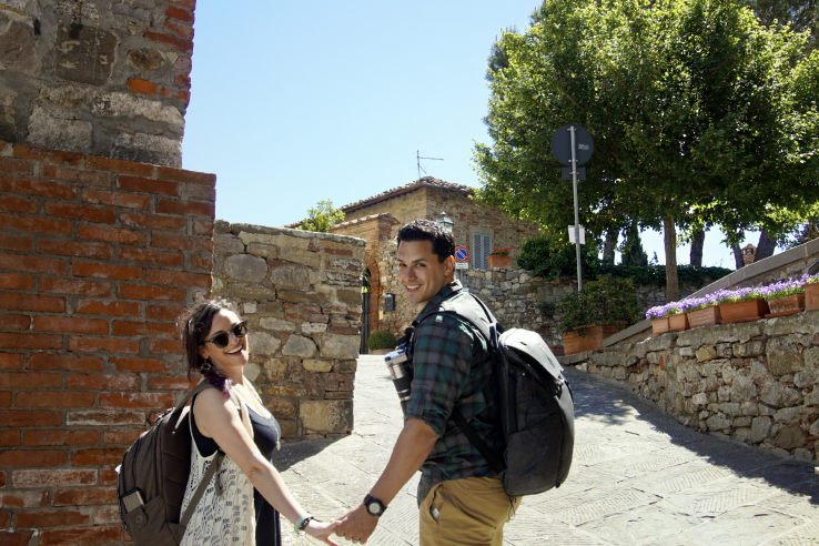 Surviving Europe: How to Keep the Momentum Going After 2 Years of Living Abroad - Us in Italy