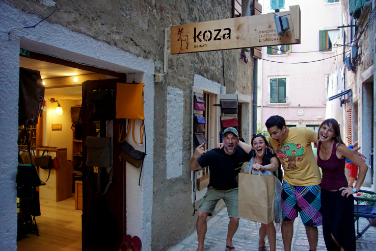 Surviving Europe: How to Keep the Momentum Going After 2 Years of Living Abroad - Koza Rovinj Croatia