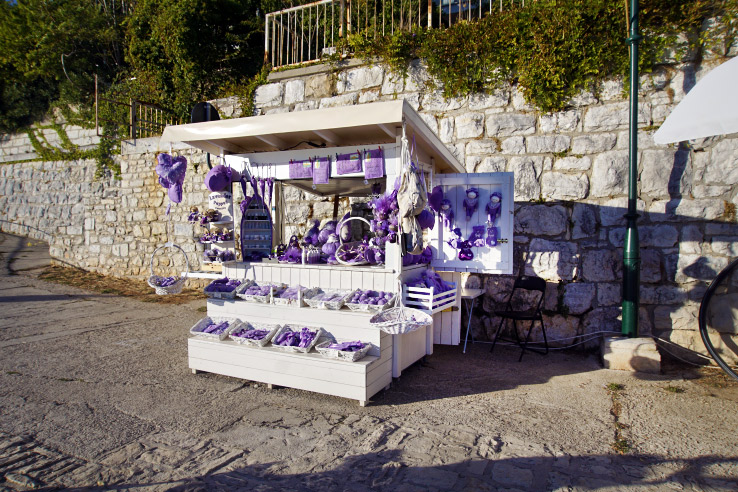 Surviving Europe: What to Buy in Rovinj Crafts and Souvenirs from Croatia - Lavender