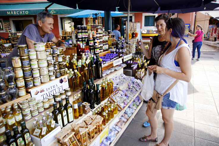Surviving Europe: What to Buy in Rovinj Crafts and Souvenirs from Croatia - Truffles