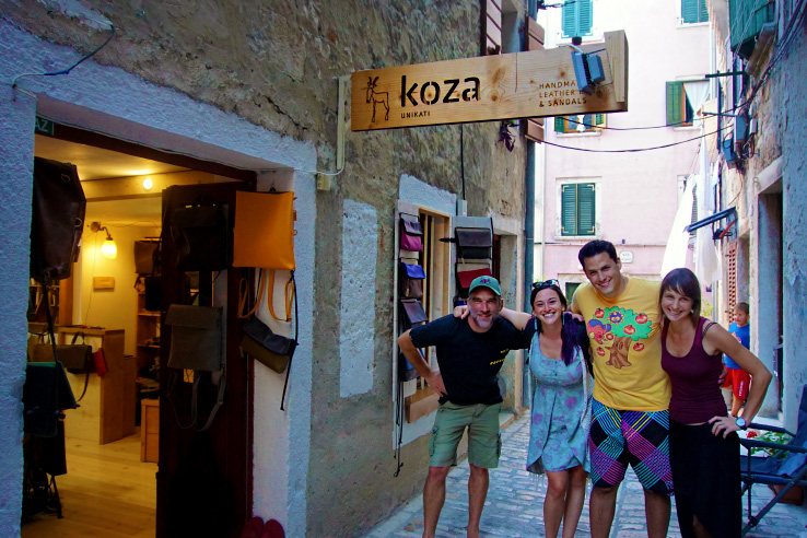 Surviving Europe: What to Buy in Rovinj Crafts and Souvenirs from Croatia - Koza