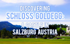 Surviving Europe: Discovering Schloss Goldegg A Castle in Salzburg Austria - Feature