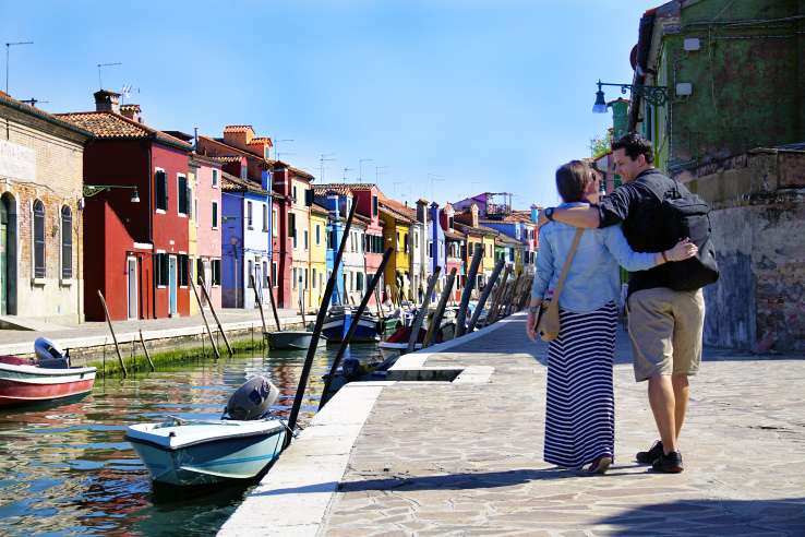 Surviving Europe: Moving Back Surviving Europe Takes on the USA - Burano