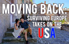 Surviving Europe: Moving Back Surviving Europe Takes on the USA - Feature