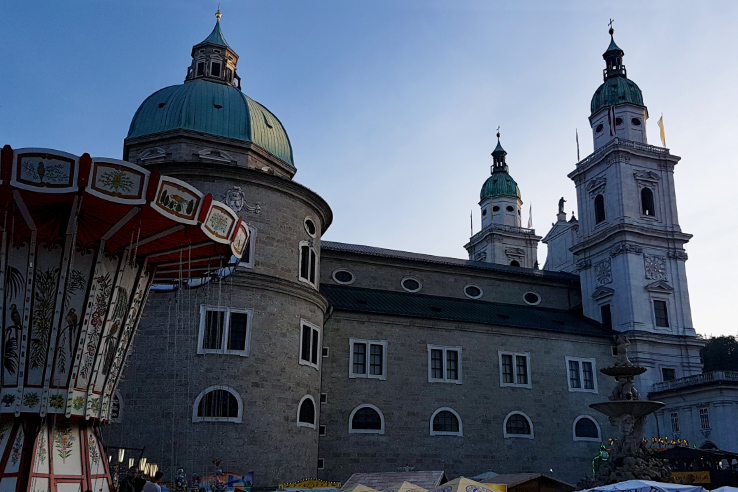Surviving Europe: St. Rupert's Fair The Biggest Traditional Festival in Salzburg - Fair Grounds